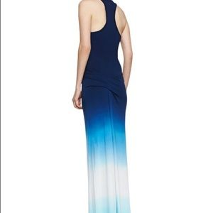 Young Fabulous and Broke-New Ombré maxi racer back